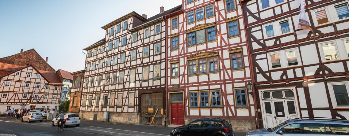 Sliderfoto 3 Fachwerkhäuser