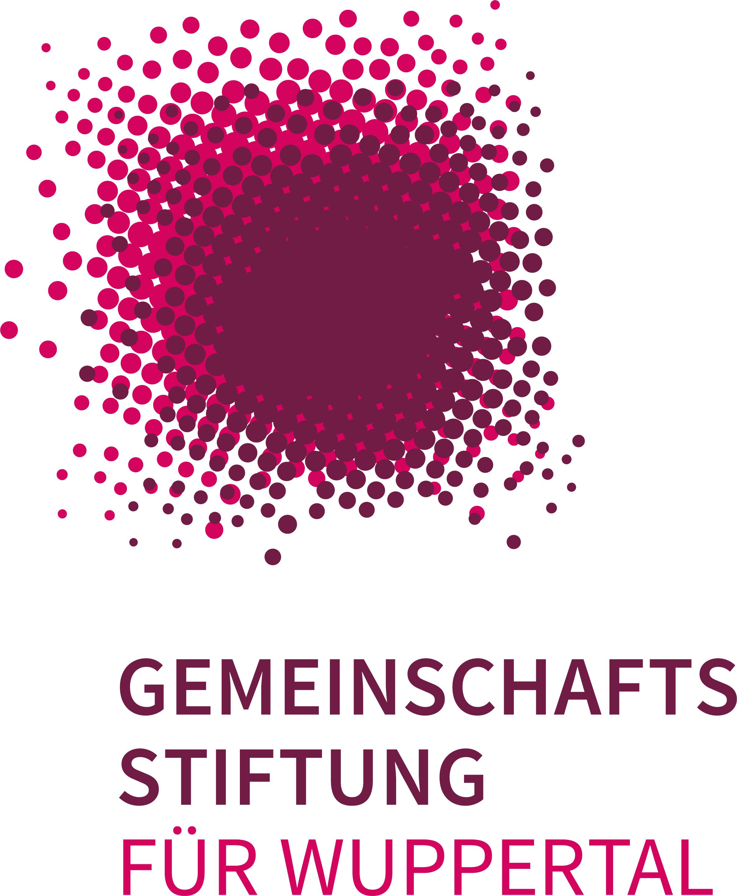 Logo Gemeinschaftsstiftung Wuppertal