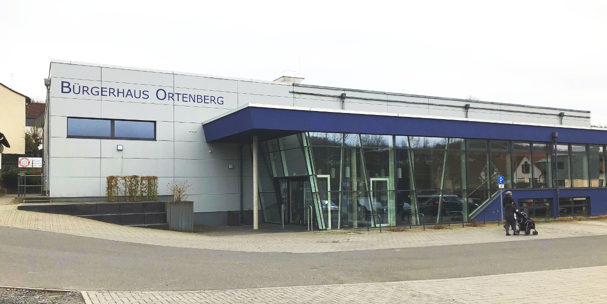 Bürgerhaus Ortenberg