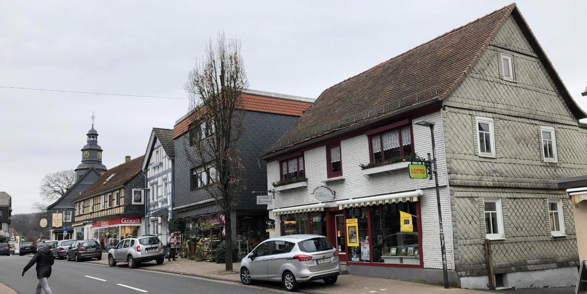Frankfurter Straße Gedern