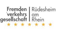 Logo Fremdenverkehrsgesellschaft Rüdesheim am Rhein