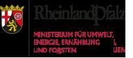 Logo des Ministeriums für umwelt, Energie, Ernährung und Forsten