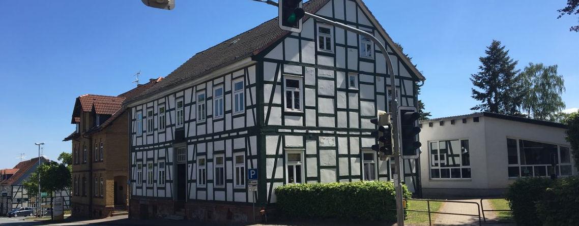 Haus der Levi und Julie-Bloch-Stiftung in Sachsenhausen