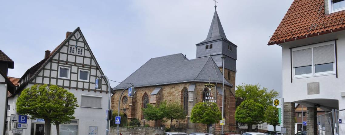 Kirche am Marktplatz Waldeck