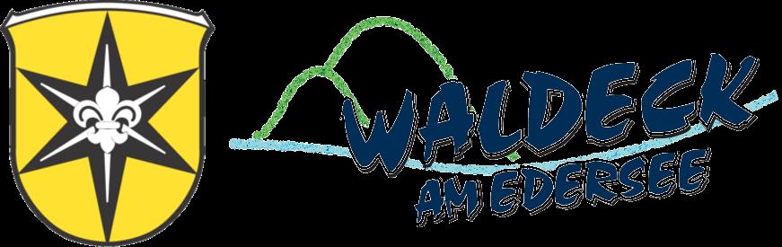 Stadtwappen und Logo Waldeck am Edersee