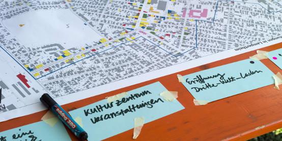 Maßnahmen für Lampertheim