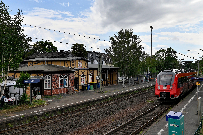 Bahnhof Marburg Süd