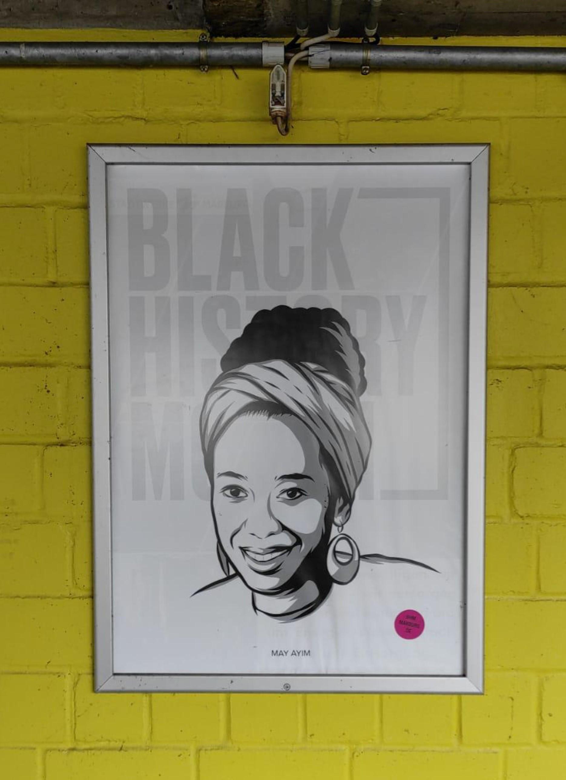 Plakat Black History Month