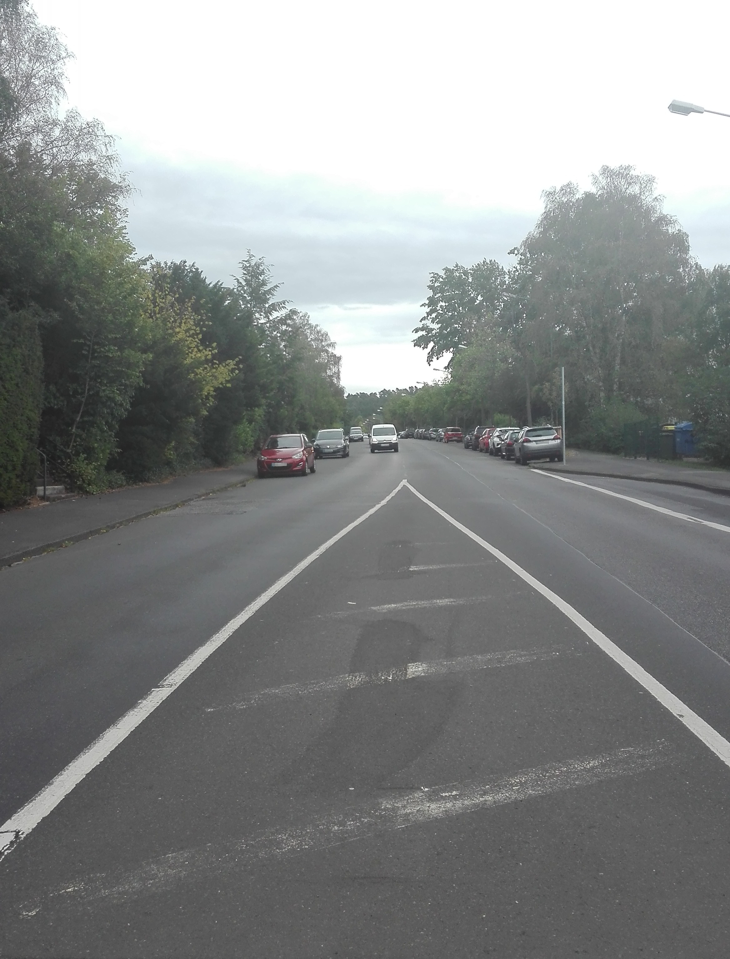 Foto der Großseelheimer Straße