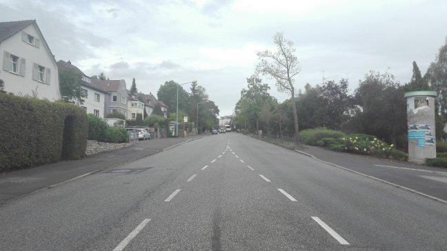 Abbildung der Großseelheimer Straße