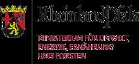 Logo Ministerium für Umwelt RLP